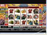 slots online grátis Captain America CryptoLogic